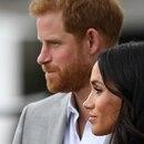 Meghan Markle le prohibió el alcohol, el café y el té al príncipe Harry (REUTERS/Cathal McNaughton)