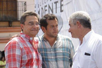 Hermanos de López Obrador (FOTO: IVAN STEPHENS /CUARTOSCURO.COM)