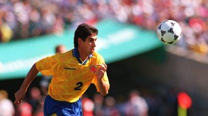 Gallón estuvo vinculado al crimen del futbolista de la Selección Colombia, Andrés Escobar.