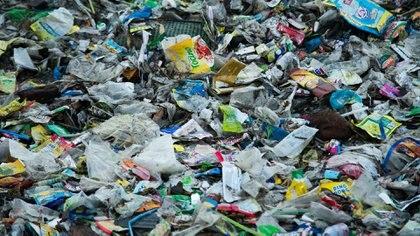 Greenpeace calificó a la contaminación por plásticos como una problemática global que requiere medidas urgentes (Grace Duran Cabus/ Greenpeace)