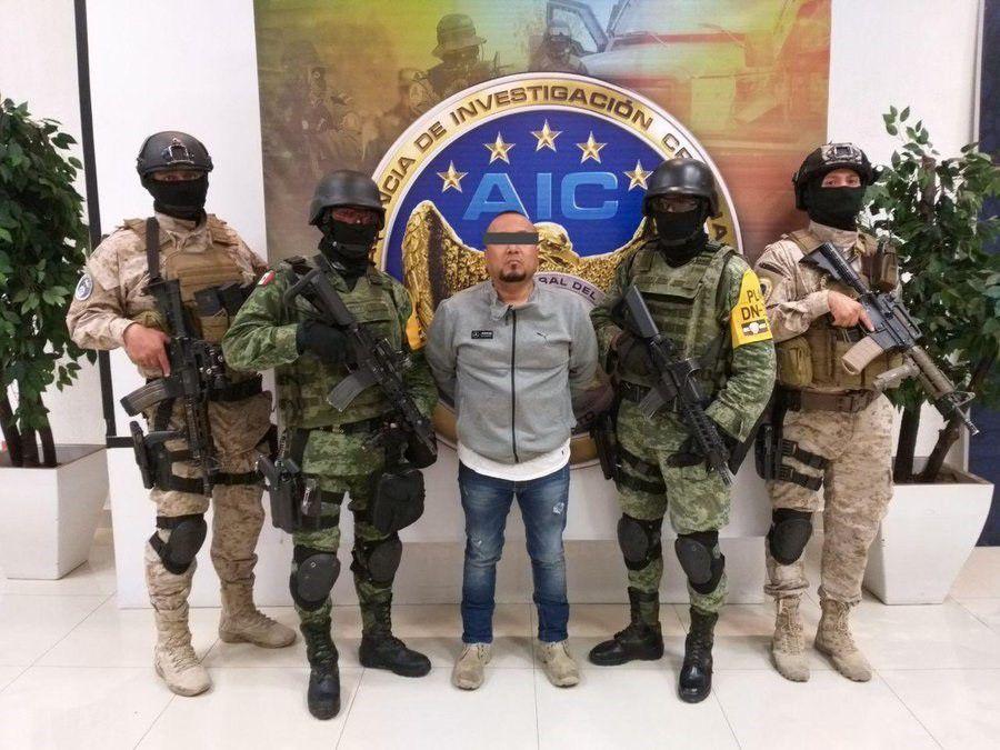 02/08/2020 José Yepez, alias El Marro POLITICA CENTROAMÉRICA MÉXICO INTERNACIONAL AGENCIA DE INVESTIGACIÓN CRIMINAL DE MÉXICO