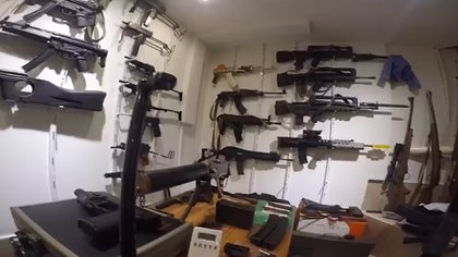 Del total de víctimas de homicidio doloso en México, el 72% perdieron la vida por arma de fuego (Foto: Archivo)