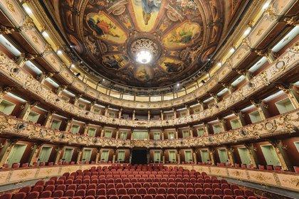 Regresa el Teatro Colón con producciones inéditas y condiciones de bioseguridad para disfrutar la cultura  / Alcaldía de Bogotá.