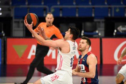 Tortu llevará toda su potencia a la NBA (EFE)