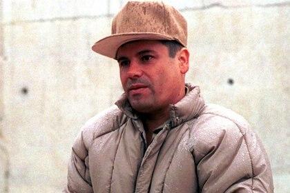 """""""El Chapo"""" Guzmán capturado en 1994, cuando era uno de los grandes narcos de México (Foto: Pedro Salvatierra/ Cuartoscuro)"""