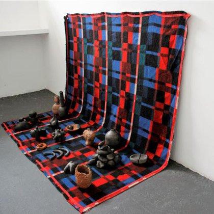 """""""Periferia"""", de Candelaria Traverso, fue adquirido por el Museo Reina Sofía en la última edición de arteBA"""