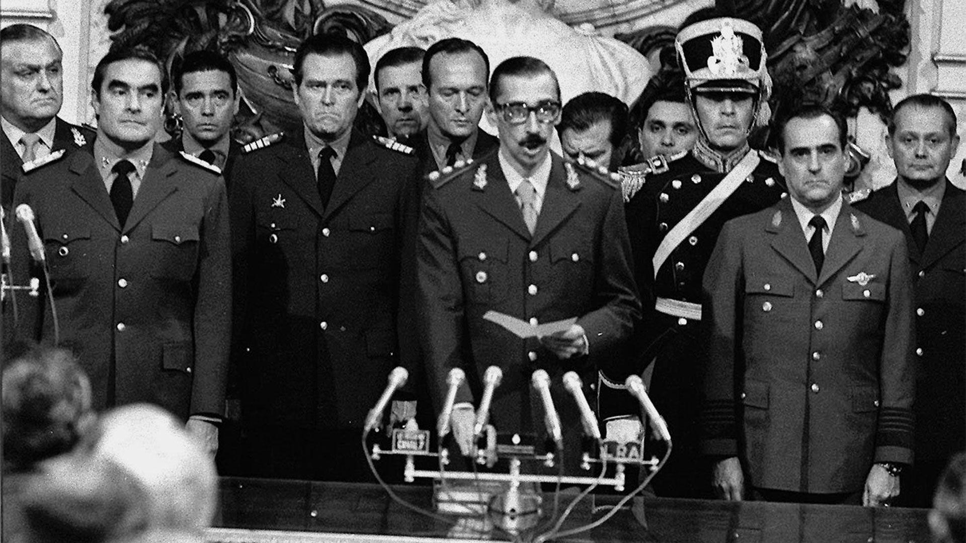 La historia de Graciela en medio de la dictadura