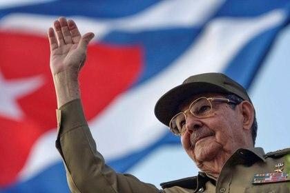 Raúl Castro anunció su retiro como jefe del Partido Comunista de Cuba (REUTERS/Sven Creutzmann)