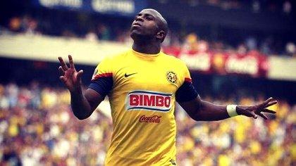 Con el Club América, el ecuatoriano hizo 52 goles y 15 asistencias Fotografía: Archivo Infobae