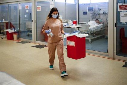 El beneficio incluye a las empresas de salud (EFE/Juan Ignacio Roncoroni)