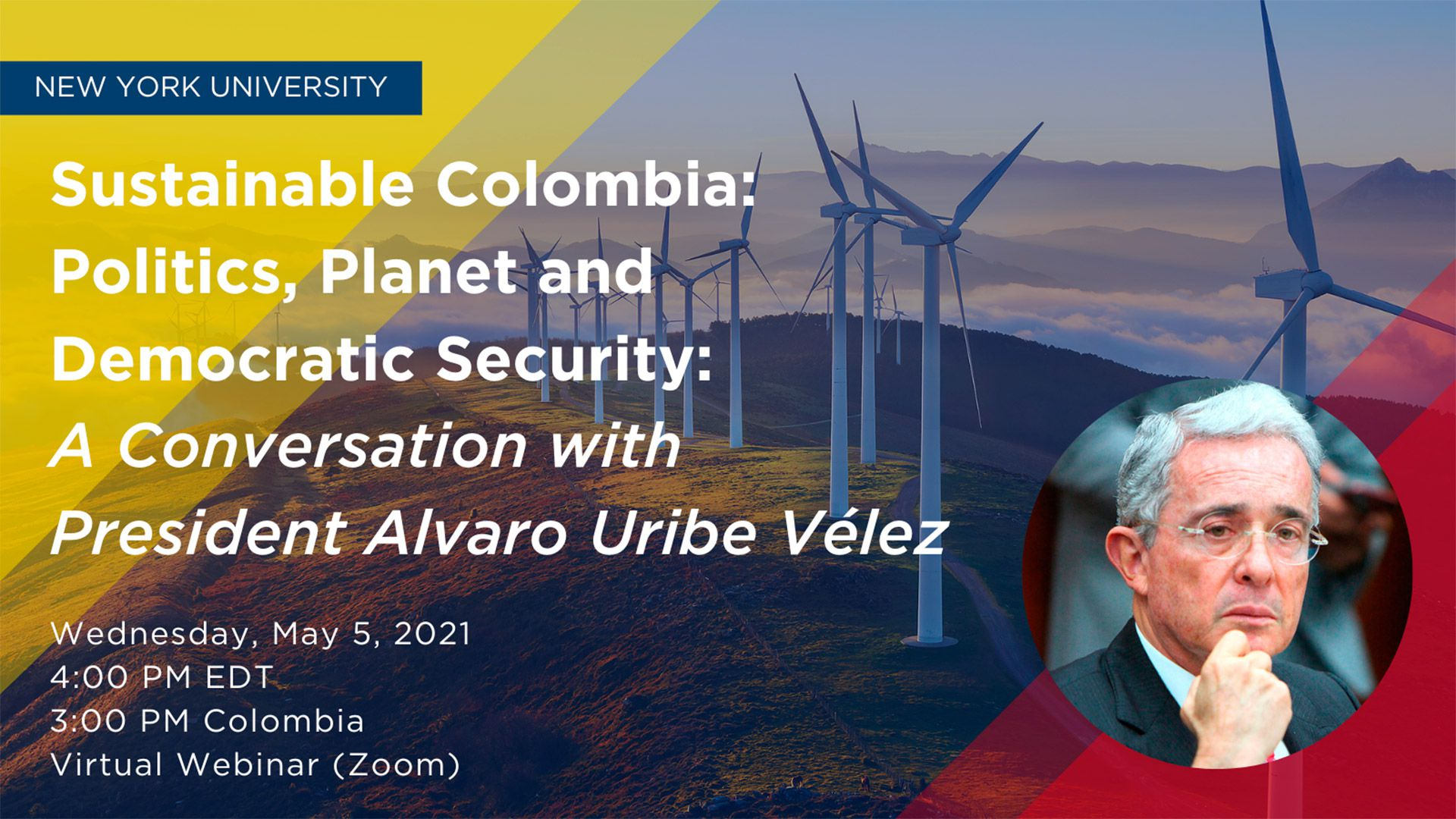 colombia flyer
