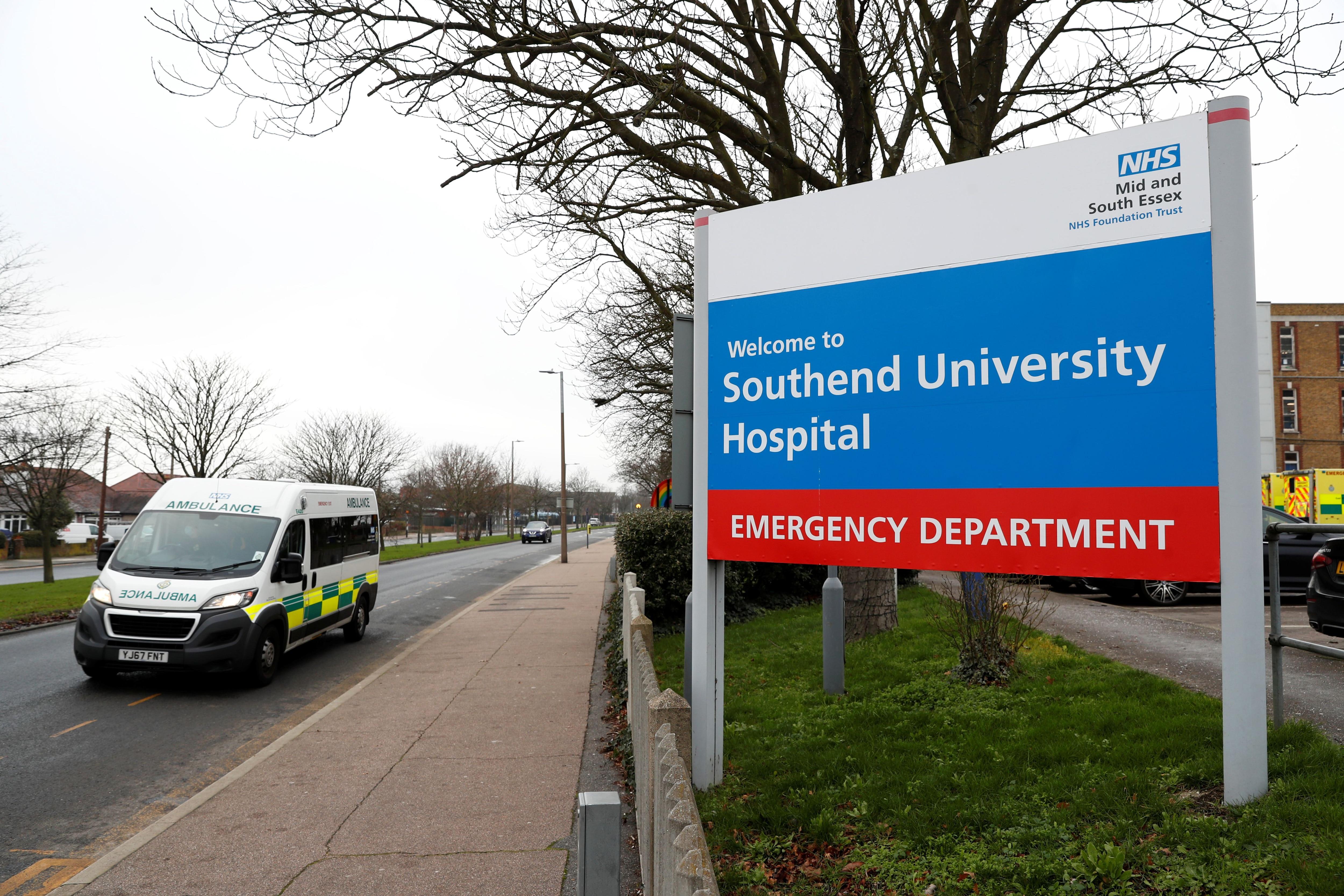 """El hospital de Londres albergará los primeros """"ensayos de desafío humano"""" del mundoREUTERS/Paul Childs"""