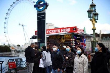Siendo el país más castigado de Europa por la pandemia, con casi 47 mil muertes confirmadas por COVID-19, el Reino Unido hace frente a una segunda ola que podría ser más mortal que la primera (REUTERS)