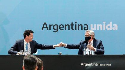 Alberto Fernández puso sobre la mesa la suspensión de las PASO para definir que camino seguir en el corto plazo (Presidencia)