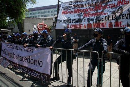 (FOTO:ANDREA MURCIA / CUARTOSCURO)
