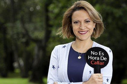 La periodista colombiana Judith Bedoya Lima es un emblema de la defensa de la libertad de expresión sin violencia machista para las mujeres periodistas.
