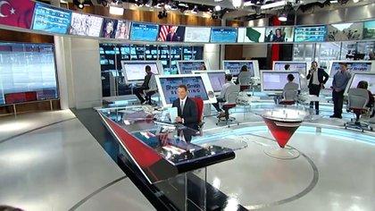 La imagen final de Shepard Smith en Fox News