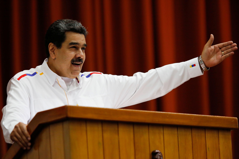 Nicolás Maduro recordó al ex presidente Néstor Kirchner y expresó su apoyo hacia Alberto Fernández