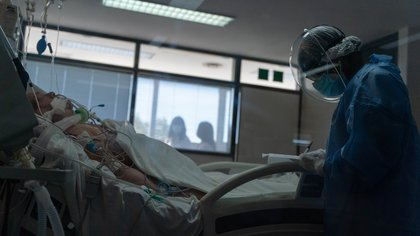 Segunda ola: se acerca al récord la ocupación de camas de terapia intensiva en la Ciudad de Buenos Aires