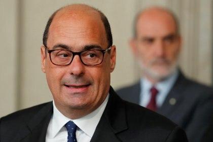 El líder del Partido Democrático Nicola Zingaretti (REUTERS/Remo Casilli/archivo)