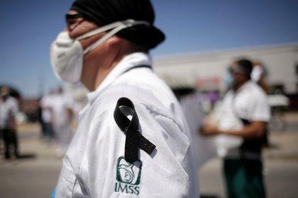 La Secretaría de Salud informó que, hasta este lunes, se han registrado en el país 2,271 muertes y 24,905 casos confirmados por coronavirus (Foto: REUTERS/Jose Luis Gonzalez)