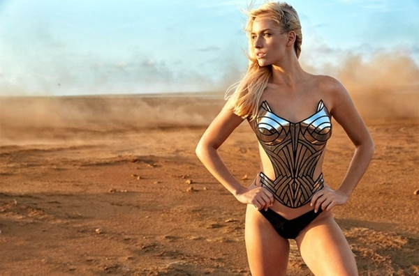 Paige Spiranac hizo una producción sensual para Sports Illustrated