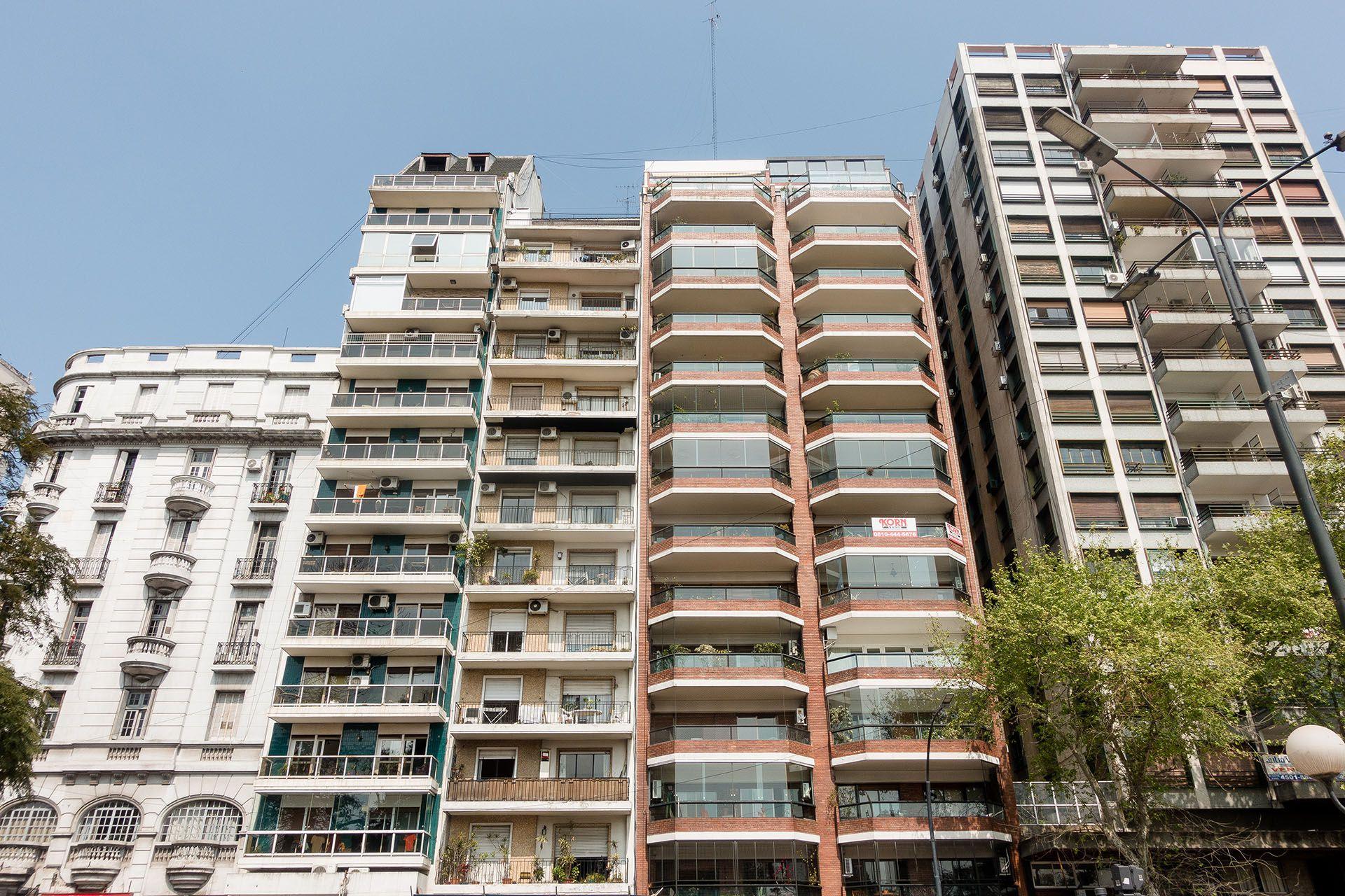 El precio promedio de un alquiler de un departamento de dos ambientes es de $27.765 por mes