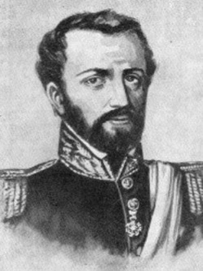 Juan Galo Lavalle cargó toda su vida con el peso del fusilamiento de Dorrego