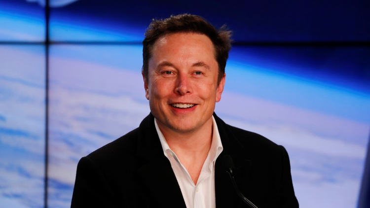 Elon Musk, fundador de SpaceX (REUTERS/Mike Blake)