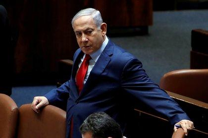 El primer ministro israelí Benjamin Netanyahu (REUTERS/Ronen Zvulun/Archivo)