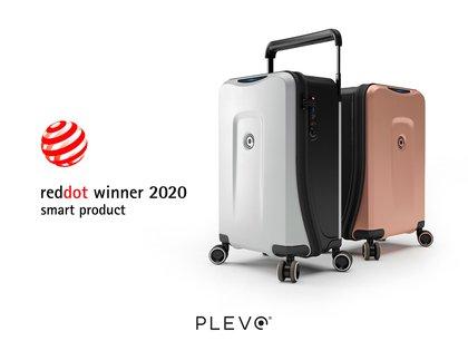La valija fue premiada en los premios Reddot 2020