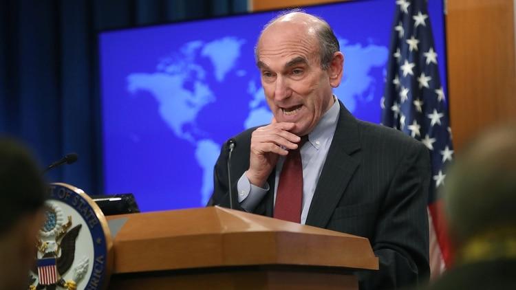 Elliott Abrams (Foto: AFP)