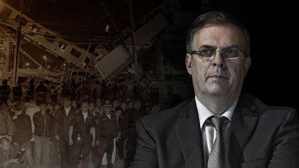 El retador mensaje de Jorge Gaviño, exdirector del metro, para Marcelo Ebrard por colapso de la Línea 12