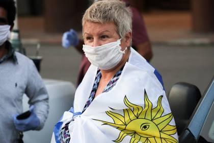 Uruguay registra 400 casos de coronavirus, y 5 muertos (EFE)
