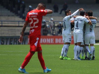 La franquicia registró una victoria en el Apertura 2019 y perdió 12 encuentros (Foto: Cuartoscuro)