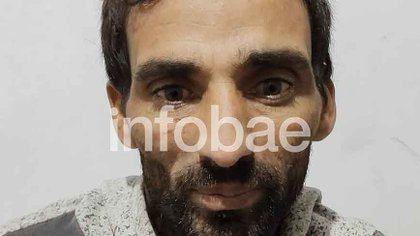 Carlos Savanz, el secuestrador de la menor de 7 años