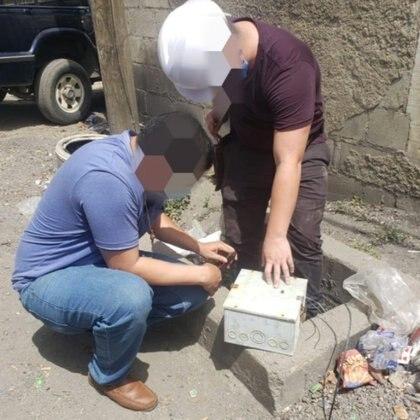 La sofisticación tecnológica de la MS-13 se detectó en barrios de San Pedro Sula, la segunda ciudad hondureña. (Policía Nacional de Honduras)