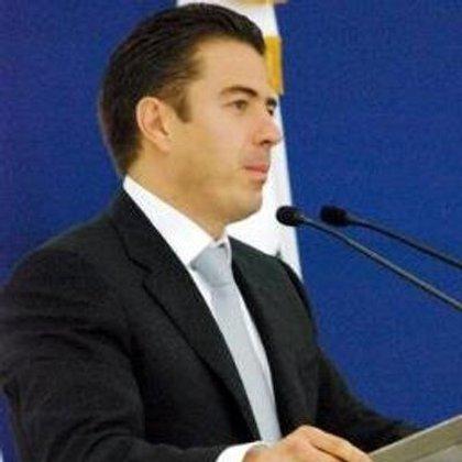 Luis Cárdenas Palomino, ex  titular de Seguridad Regional de la Policía Federal y hombre muy cercano a Genaro García Luna (Foto: Twitter)