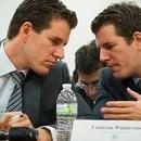 Cameron y Tyler Winklevoss durante una escucha ante la SEC