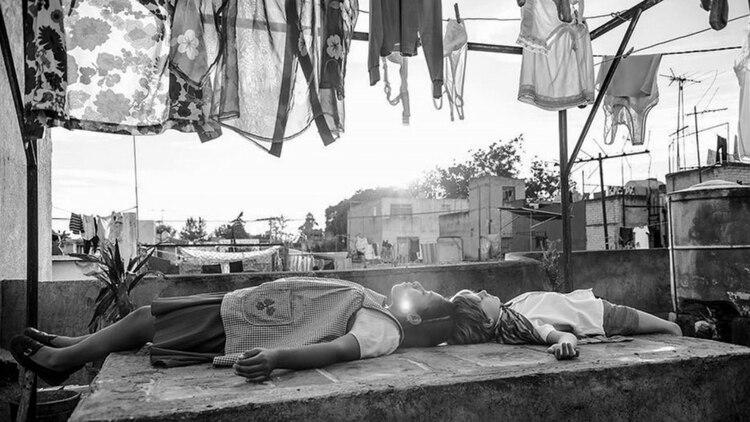 """Roma"", de Alfonso Cuarón (Foto: Netflix)"