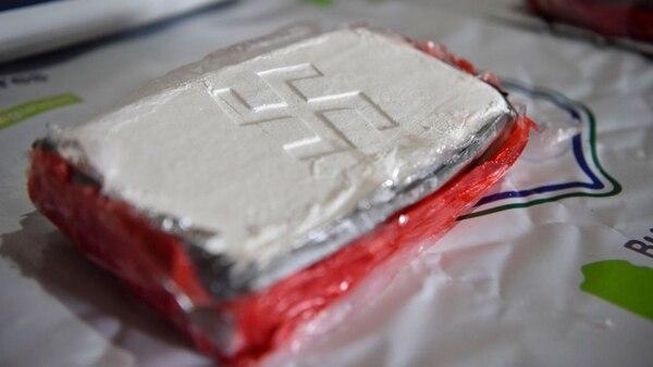 Cocaína secuestrada