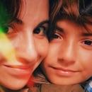 Gianinna Maradona y Benjamín Agüero