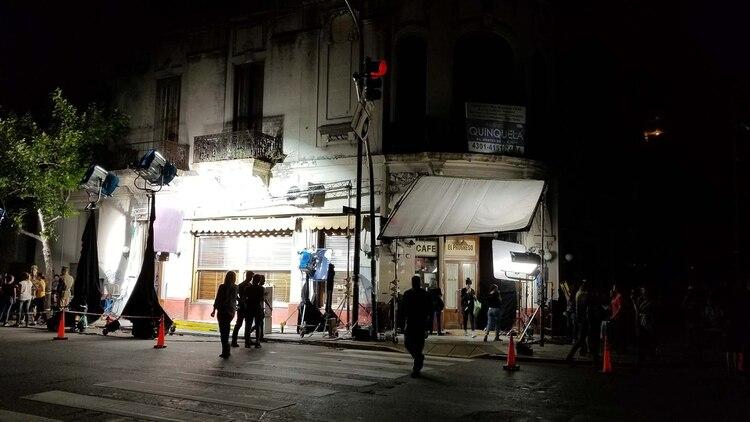 """""""Operación Final"""", de Netflix, fue grabada en un bar porteño"""