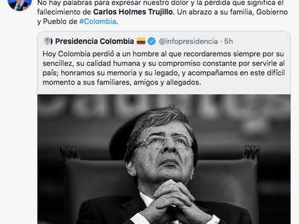 Trino de Luis Almagro.