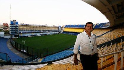 """""""Si tengo la oportunidad de ser presidente de Boca seguramente lo voy a convocar a Riquelme"""""""