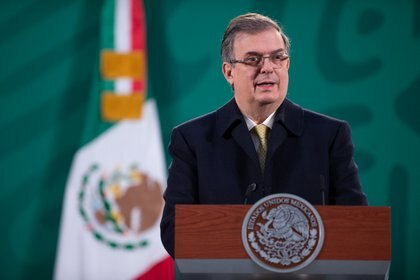 Marcelo Ebrard, titular de la SRE, estará al frente de las supervisiones (Foto: Presidencia de México)