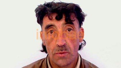 José Dagoberto Díaz Águila es un jornalero chileno de 51 años, con DNI argentino, que vivió varios años en Río Grande y ahora es buscando intensamente por el caso de Sofía Herrera