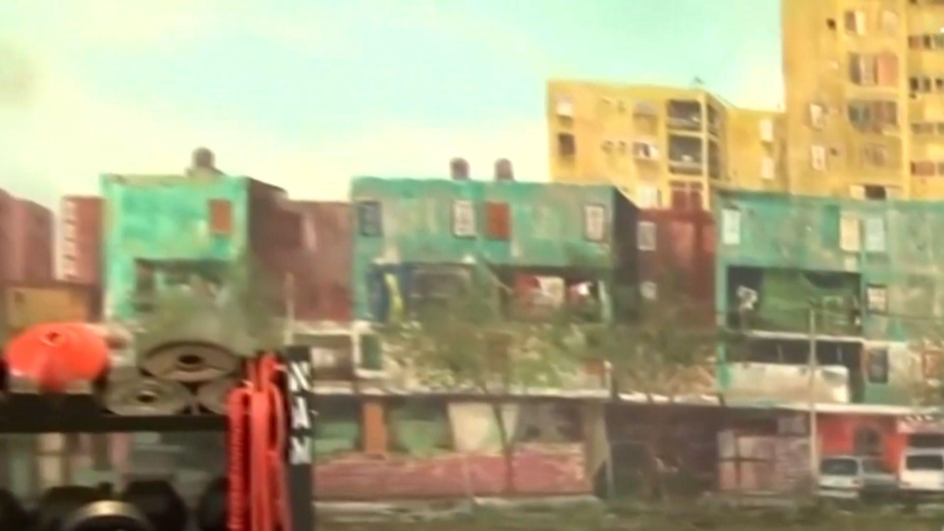 Los murales que tiene Carlos Tevez en la casa
