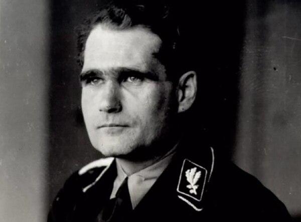 Rudolf Hess, el protegido de Hitler