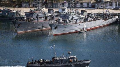 EEUU denunció la preocupante escalada militar de Rusia en el mar Negro